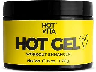 Hot Vita Hot Gel � Sweat Cream Workout Enhancer Belly Slimming Gel (6 oz)