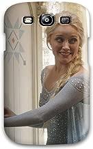 For Galaxy S3 Fashion Design Georgina Haig As Elsa Case-jGwnwEO5660OlGHD