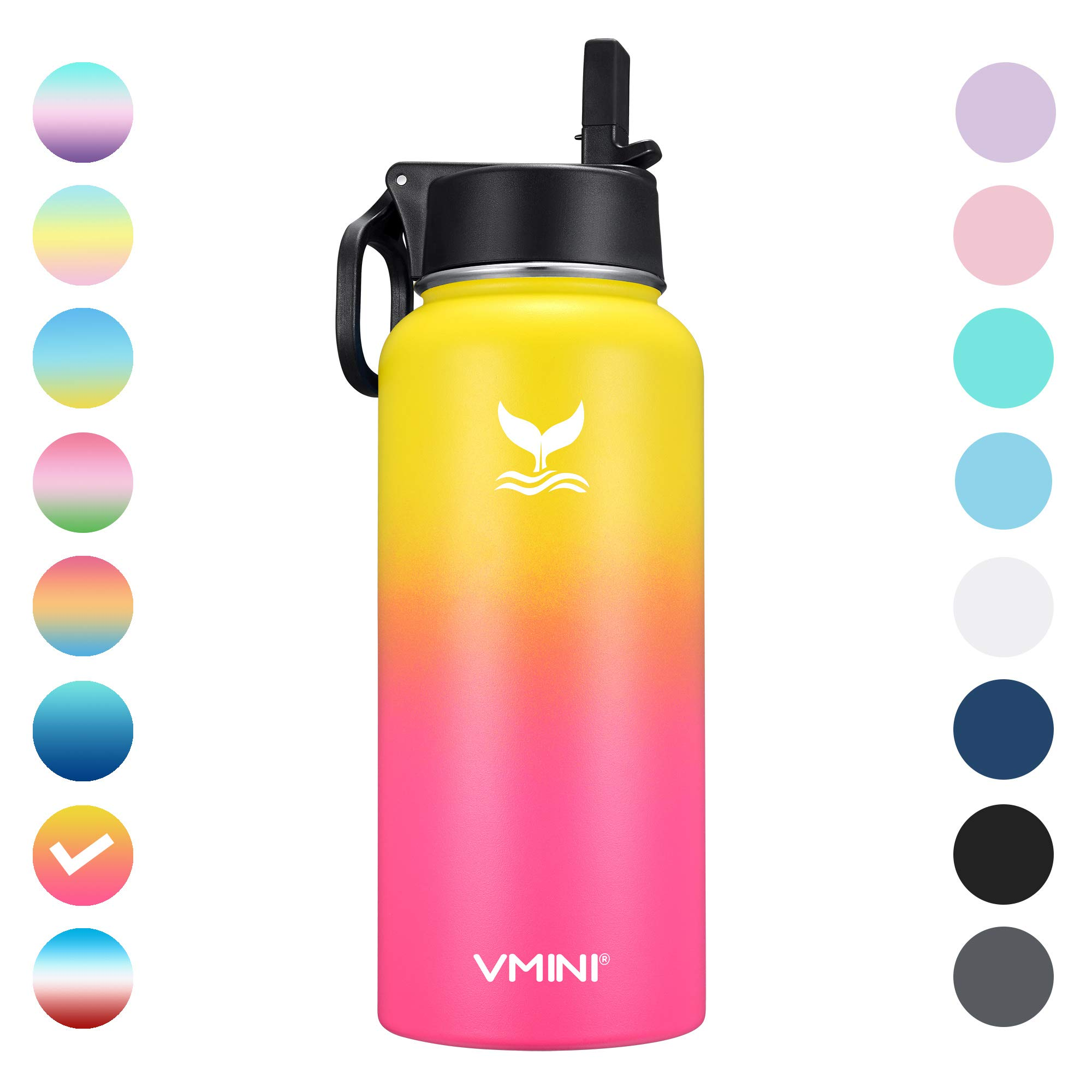 Vmini Bottle Insulated Stainless Gradient