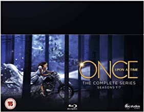 Once Upon A Time Complete Seasons 1-7 2018