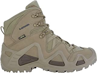 Lowa Mens Zephyr Gore-Tex Mid Task Force Leather Boots