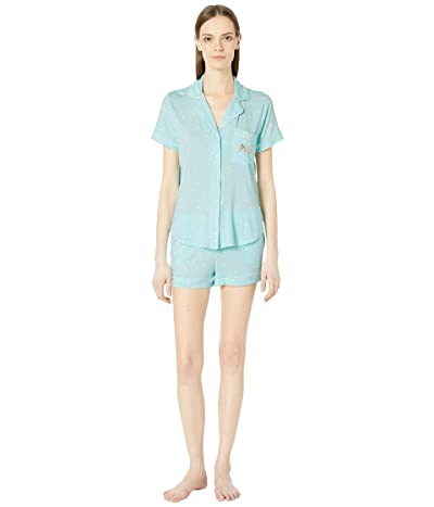Kate Spade New York Short Pajama Set (Bridal Confetti Dot) Women