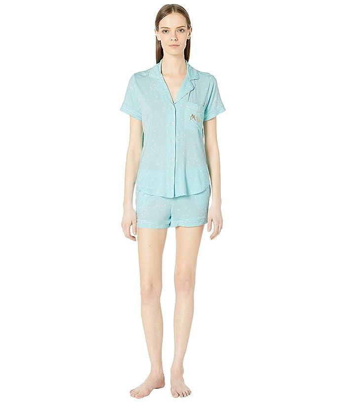Kate Spade New York Short Pajama Set (Bridal Confetti Dot) Women