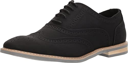 Unlisted by Kenneth Cole Hommes's JOSS Oxford, noir, 7.5 M US