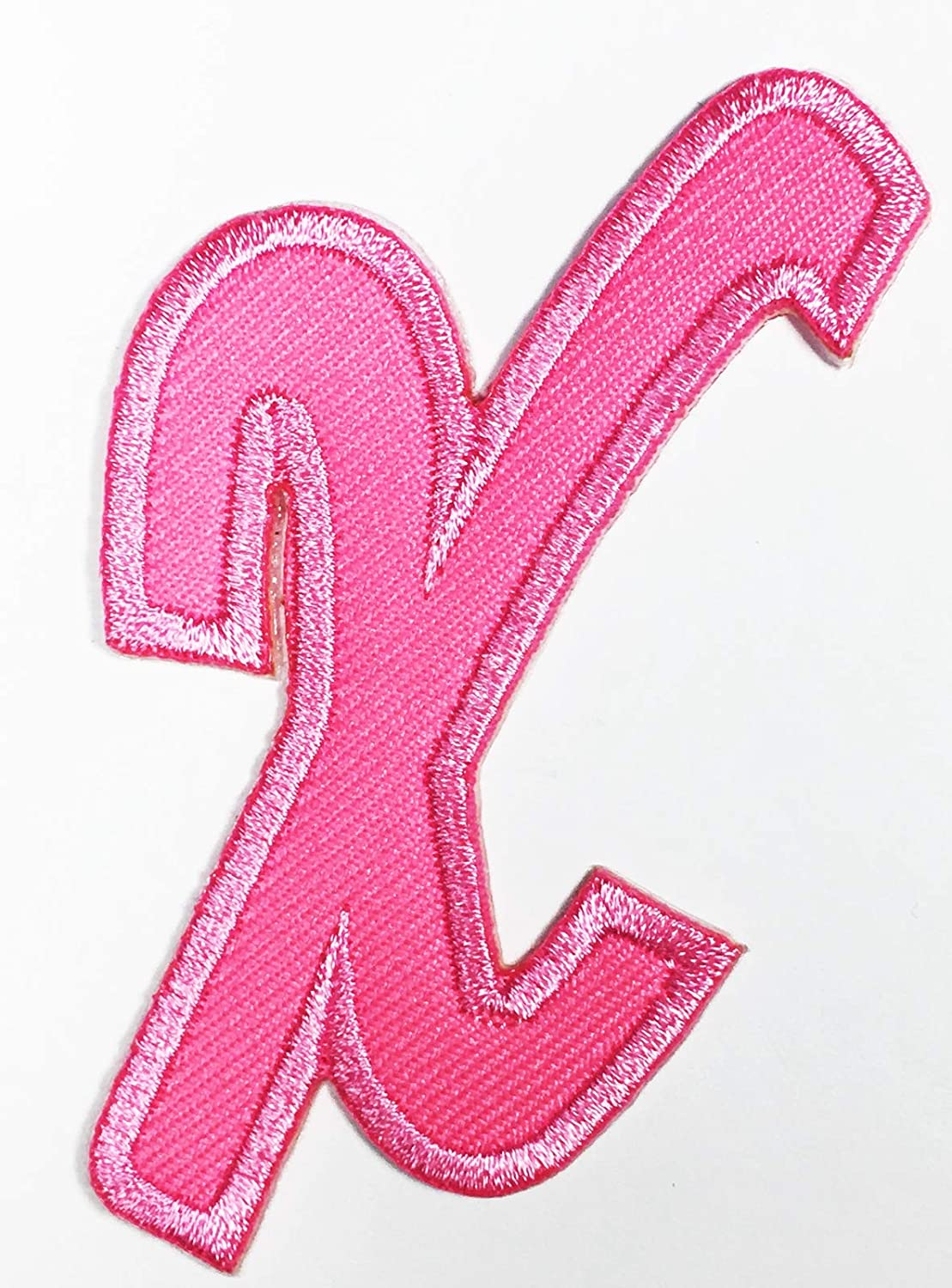 Pink Letter ANGEL PATCH ~ Lot Of 3 Patches 00A8