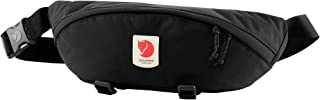Ulvo Hip Pack Large, Waterproof Fanny Pack for Everyday Use and Travel, Black