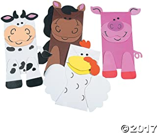 Best farm animal puppets craft Reviews