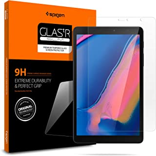 Spigen Tempered Glass Screen Protector Designed for Galaxy Tab A 8.0inch with S Pen (2019) LTE Version [9H Hardness/Case-F...