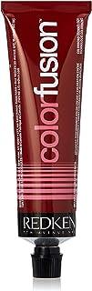 Redken Color Fusion Color Cream Fashion # 8T Titanium by Redken for Unisex - 2.1 oz Hair Color, 60 ml