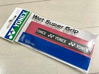 YONEX 0.6mm Normal Wet Super Grip Ac103 Wine Red (yac103wr037f) Badminton Tennis Squash
