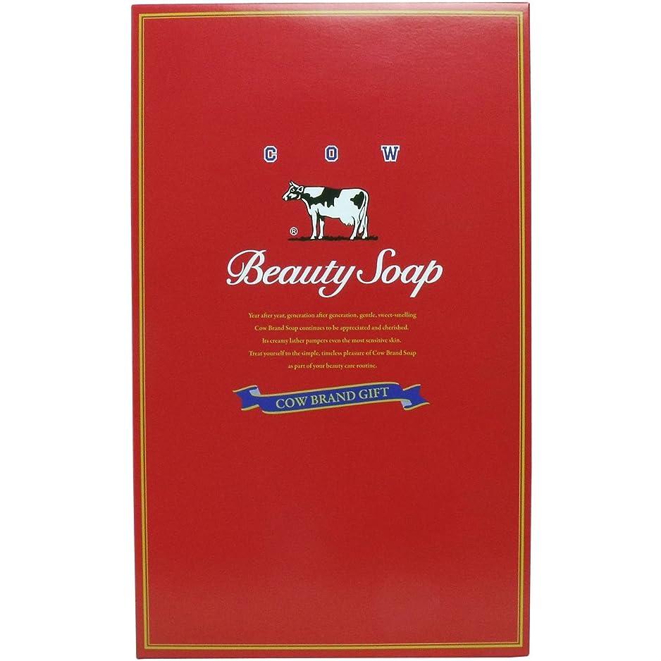 貫通するバケットナインへ牛乳石鹸共進社 カウブランド石鹸 赤箱 100g×10個×16箱