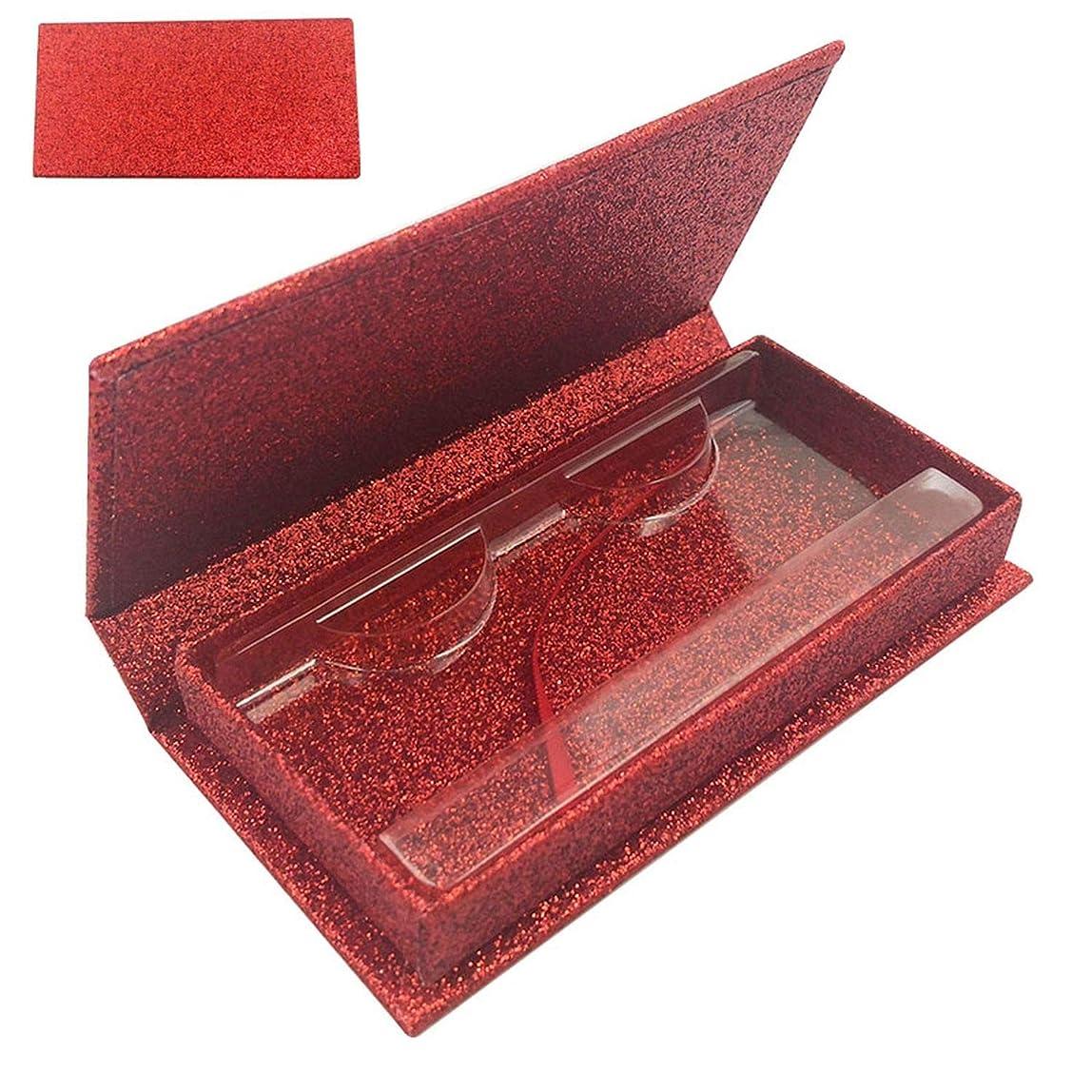 スラム十代の若者たちマティス50pcsのつけまつげ梱包箱フェイク3DミンクまつげボックスフェイクCILSストリップダイヤモンドケース空、専用BOX 50個、D