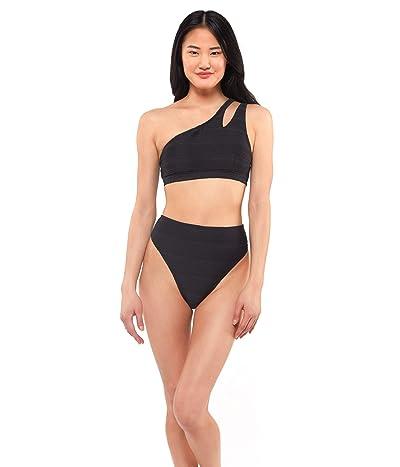Jessica Simpson Basic Solids One Shoulder Top