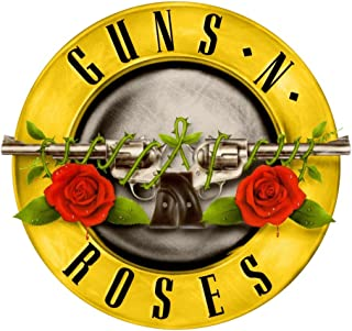 Best guns and roses stickers Reviews