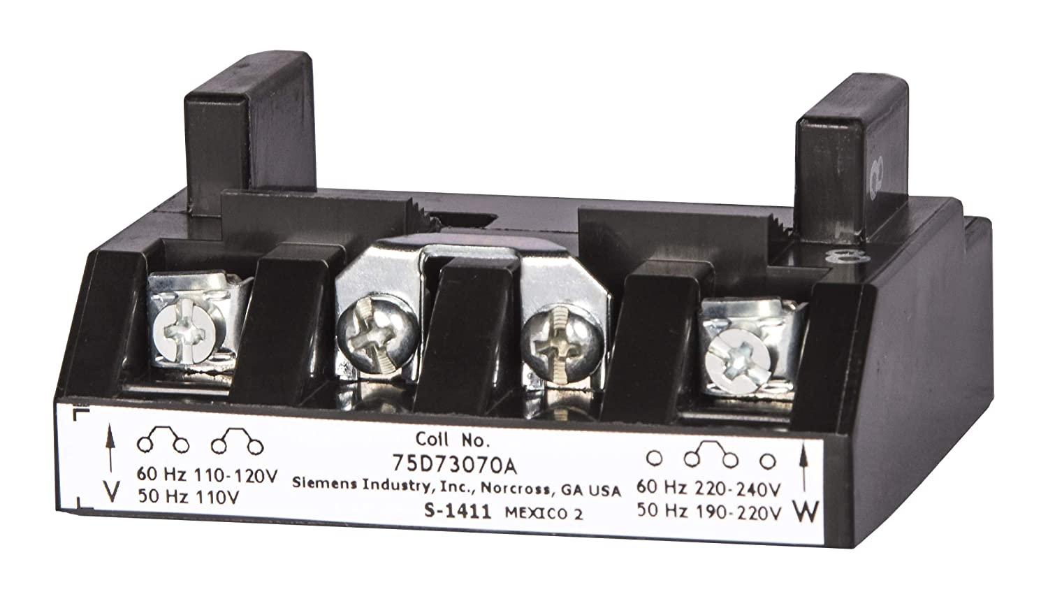 Free shipping Siemens 75D73070H Ranking TOP9 Starter and Contactor 00-2-1 2 Coil AC Size