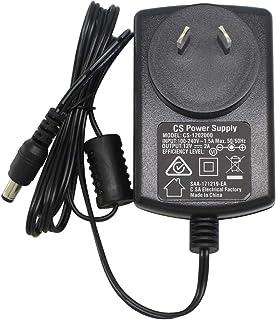 AC to DC 12V 2A Power Supply Adapter, Plug 5.5mm x 2.1mm for CCTV Camera DVR NVR Led Light Strip
