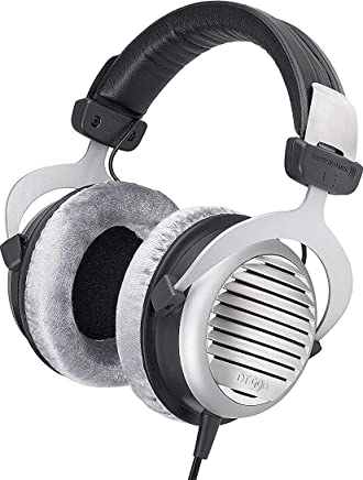 beyerdynamic DT 990 Edition 32 Ohm Over-Ear-Stereo Headphones. Open design, wired, high-end, for tablet and smartphone (Certified Refurbished)