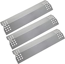 Hisencn 16.5 inch Grill Heat Plate for Kitchen Aid 720-0787D, 720-0819, Nexgrill 720-0819 Gas Grill Models, 16 1/2