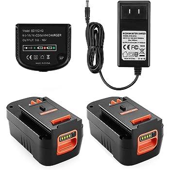 Replacement Battery Cartridge #J15BLK