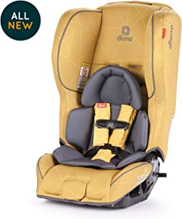 Diono Rainier 2AX Convertible Car Seat, Yellow