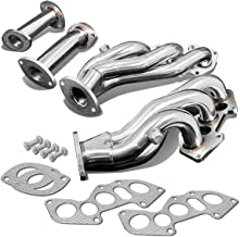 DNA Motoring HDS-IS250-06 Stainless Steel Exhaust Header Manifold