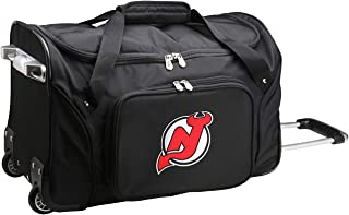 NHL Wheeled Duffle Bag, 22-inches