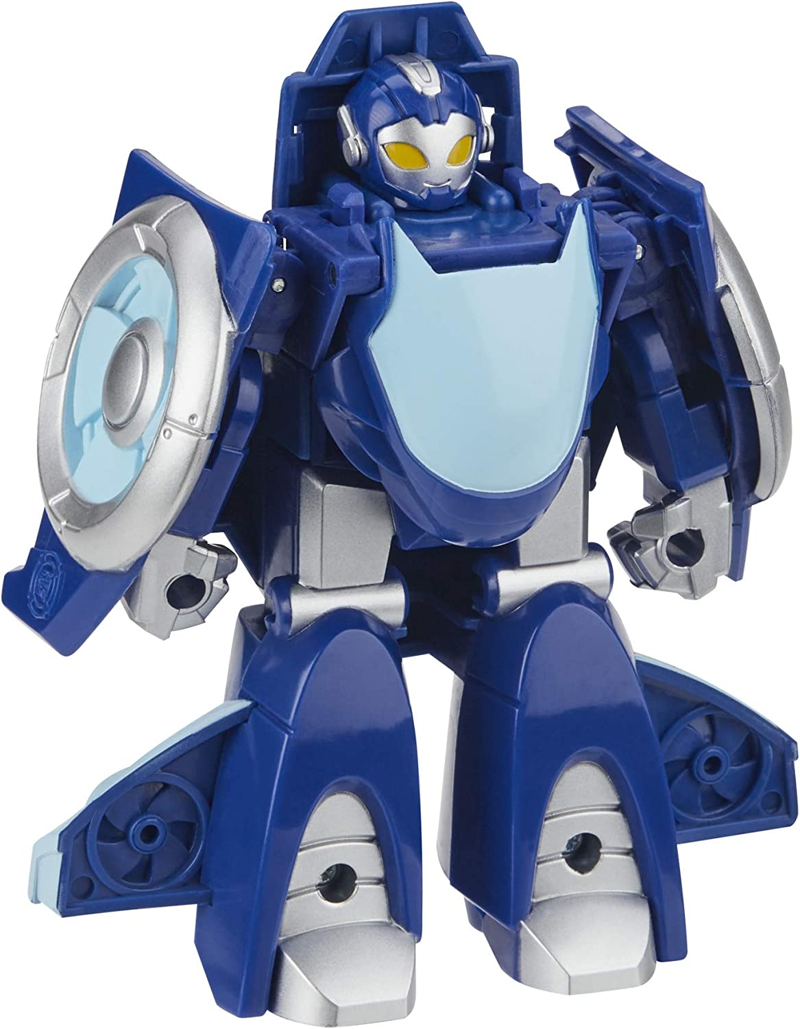 Transformers Playskool Heroes Factory outlet Rescue Bots 4 years warranty The Whirl Academy Flig
