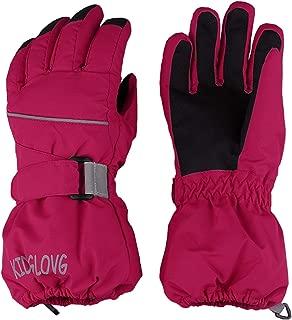 MAGARROW Kids Winter Gloves Windproof Water-resistant Snow Boys Girls Gloves