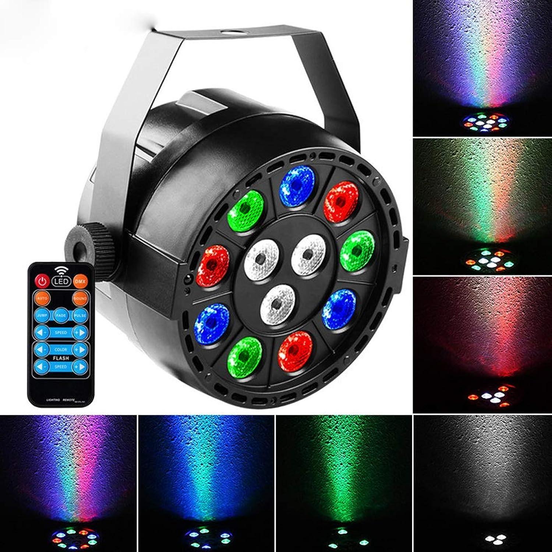 WTD-RGBW LED12 Fernbedienung Kunststoff Par Lichtfarbe Mischen Bühnenlicht Ktv Atmosphre Licht