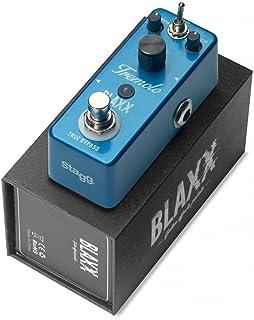 BLAXX® Tremolo Pedal para Guitarra con 2 modos diferentes