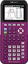 $166 » Texas Instruments TI-84 Plus CE Plum Graphing Calculator