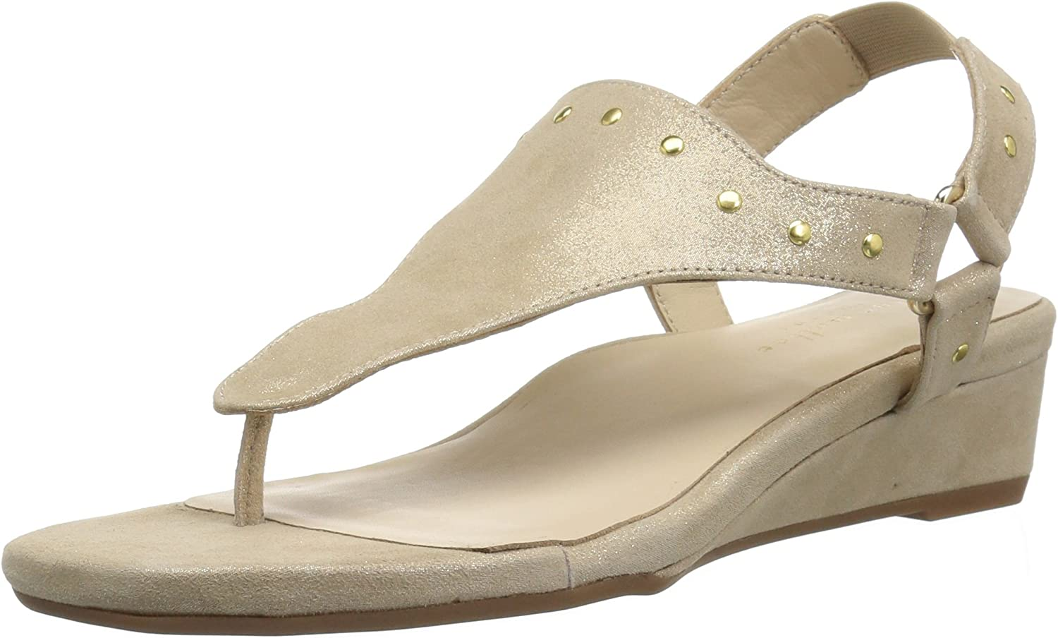 Bettye Muller Womens Kent Wedge Sandal
