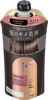 赞助广告- 花王 Essential Zabeti 护发洗发水 滋润修复 替换装 340毫升 受损修复 秀发护理 保湿