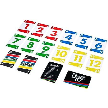 Phase 10 Ersatzkarten alle Karten mehrfach vorhanden