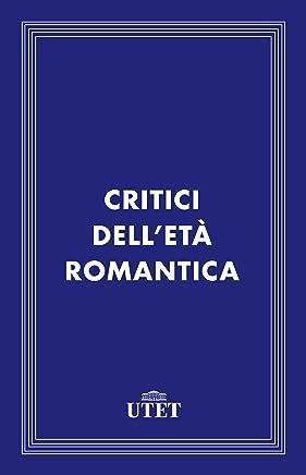 Critici delletà romantica