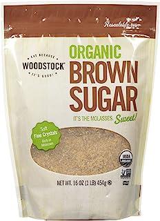 Woodstock Sugar Brown Org