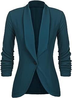 Top Trendy Apart Blazer Giacca Giacca Corto Nuovo Nero