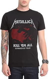 Metallica KILLEM All Tour Mens TEE