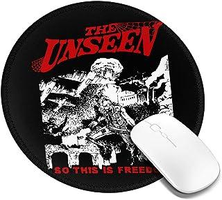 マウスパッド ホームオフィス オフィス ゲーム用 The Unseen So This Is Freedom 疲労軽減 滑り止め 耐久性に優れ 手汗防止 耐洗い デザイン 20cm