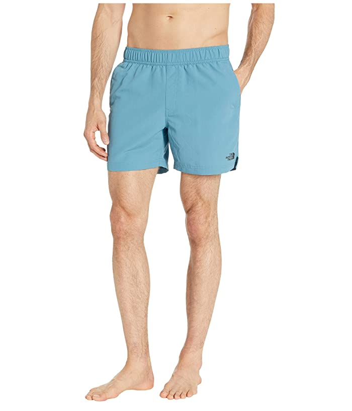 The North Face Class V 5 Pull-On Trunks (Storm Blue) Men