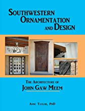 southwestern ornamentation و التصميم: هندسة معمارية من John gaw meem