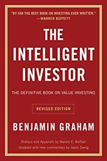 The Intelligent Investor, Rev. Ed: The Definitive Book on Value Investing