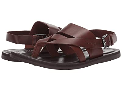 Kenneth Cole New York Ideal Sandal (Brown) Men