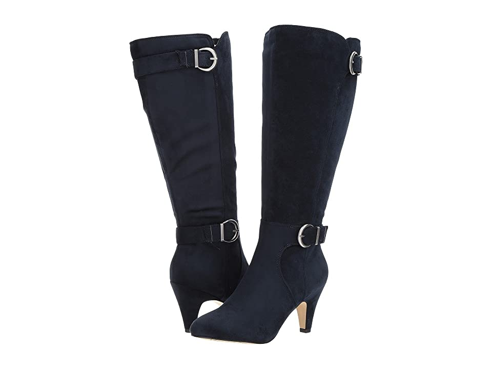 Bella-Vita Toni II Plus (Navy Super Suede) Women