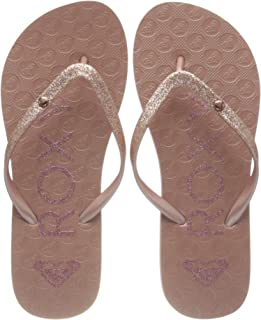 Roxy RG Viva Glitter Sandal for Girls, Tongs. Fille