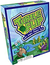 RoosterFin Turtle Flip Card Game for Families - Improve Memory and Number Counting Skills