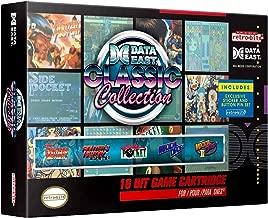Retro-Bit Data East Classic Collection SNES Cartridge - 5 Games in 1 - Super NES
