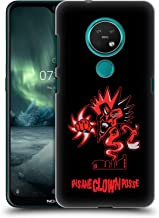 Official Insane Clown Posse Fearless Fred Fury Albums Hard Back Case Compatible for Nokia 7.2