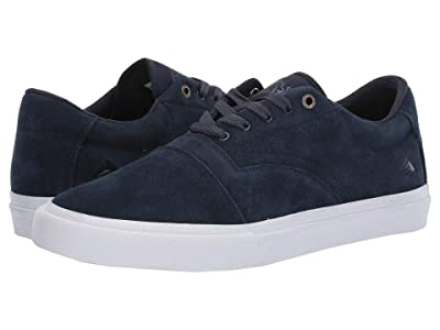 Emerica Provider (Navy/White) Men