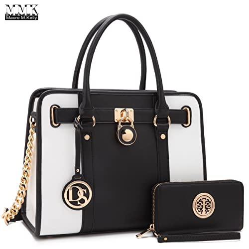 8c00168e91 MMK collection Fashion Women Purses and Handbags Ladies Designer Satchel Handbag  Tote Bag Shoulder Bags with